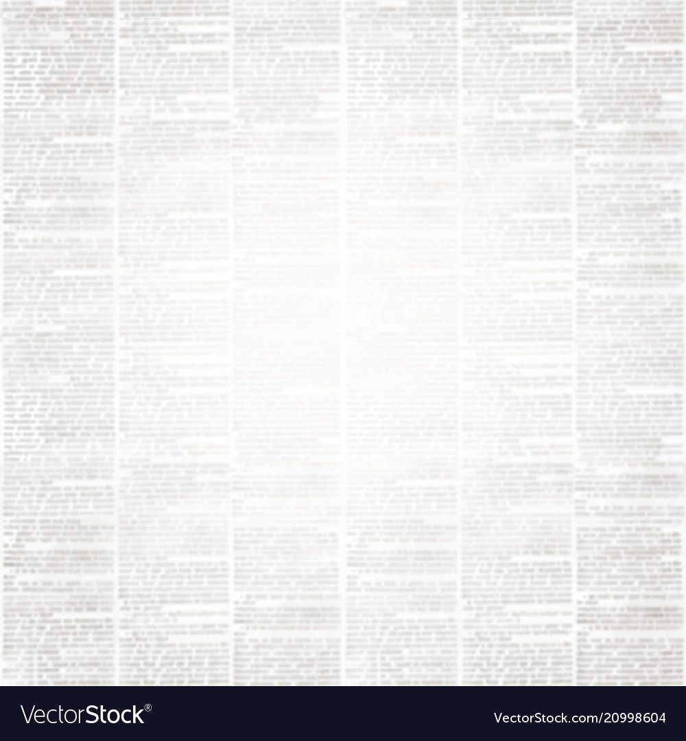 Newspaper paper background with space for text