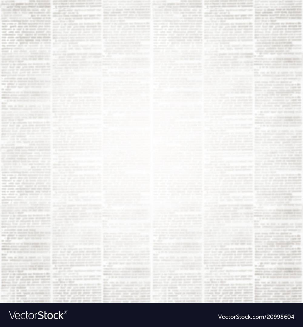 Newspaper Paper Background