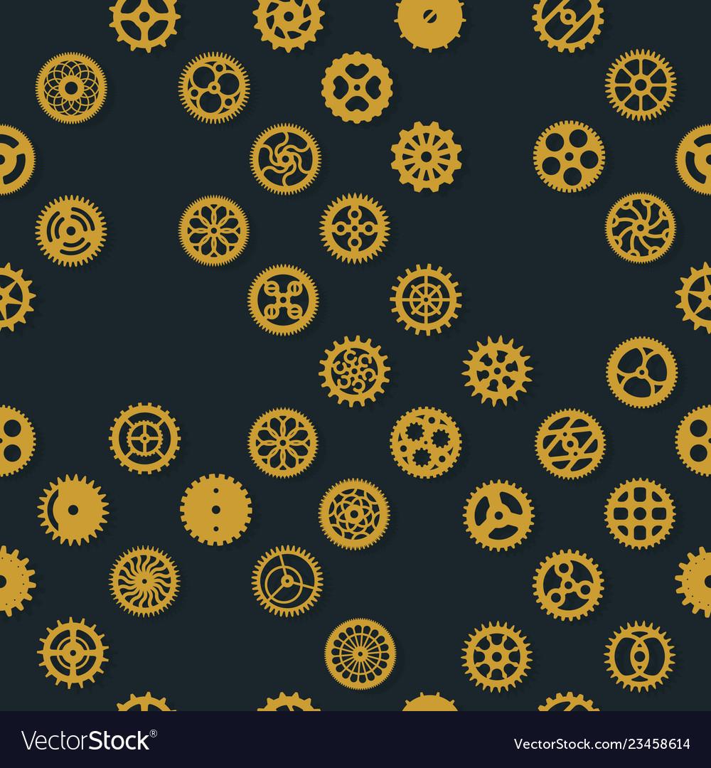 Creative steampunk background design