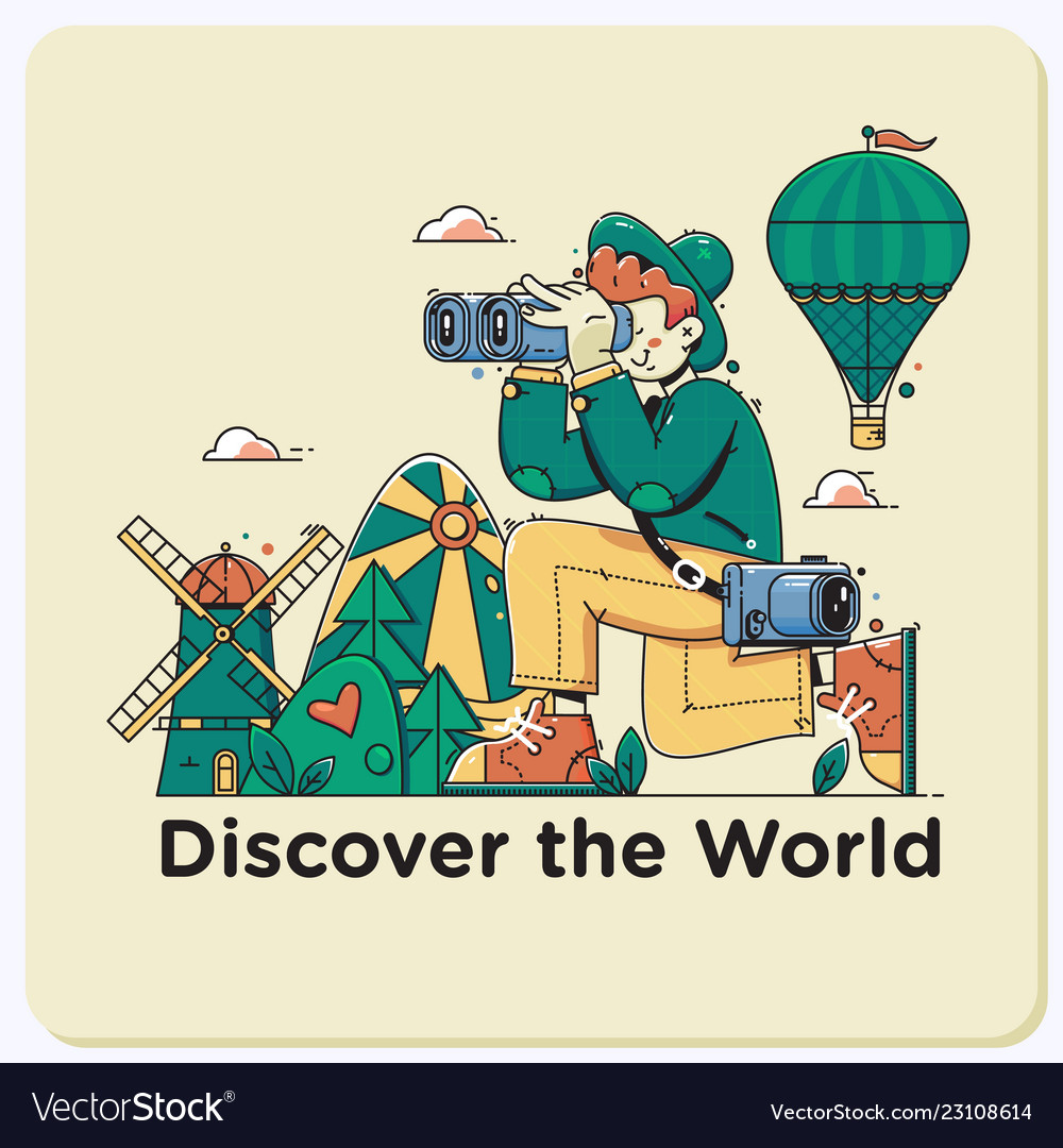 Discover the worldtravel explore discover and