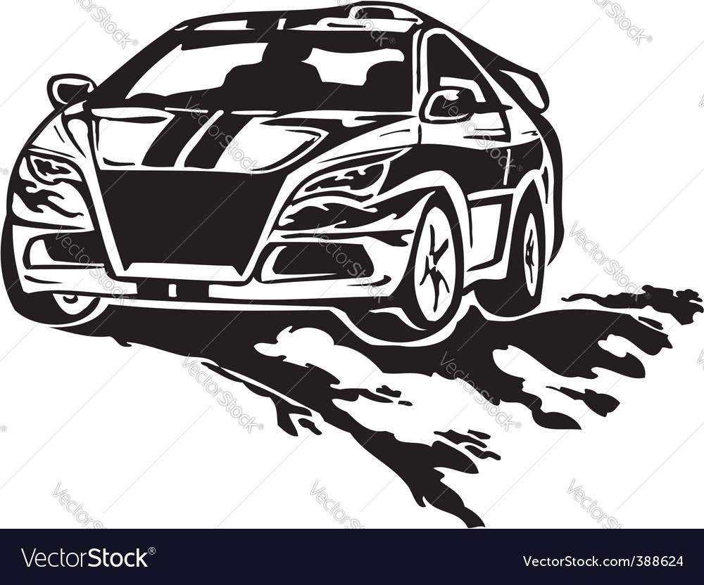Auto Street Racing Cars on Street Racing Cars Vector 388624 By Dclipart