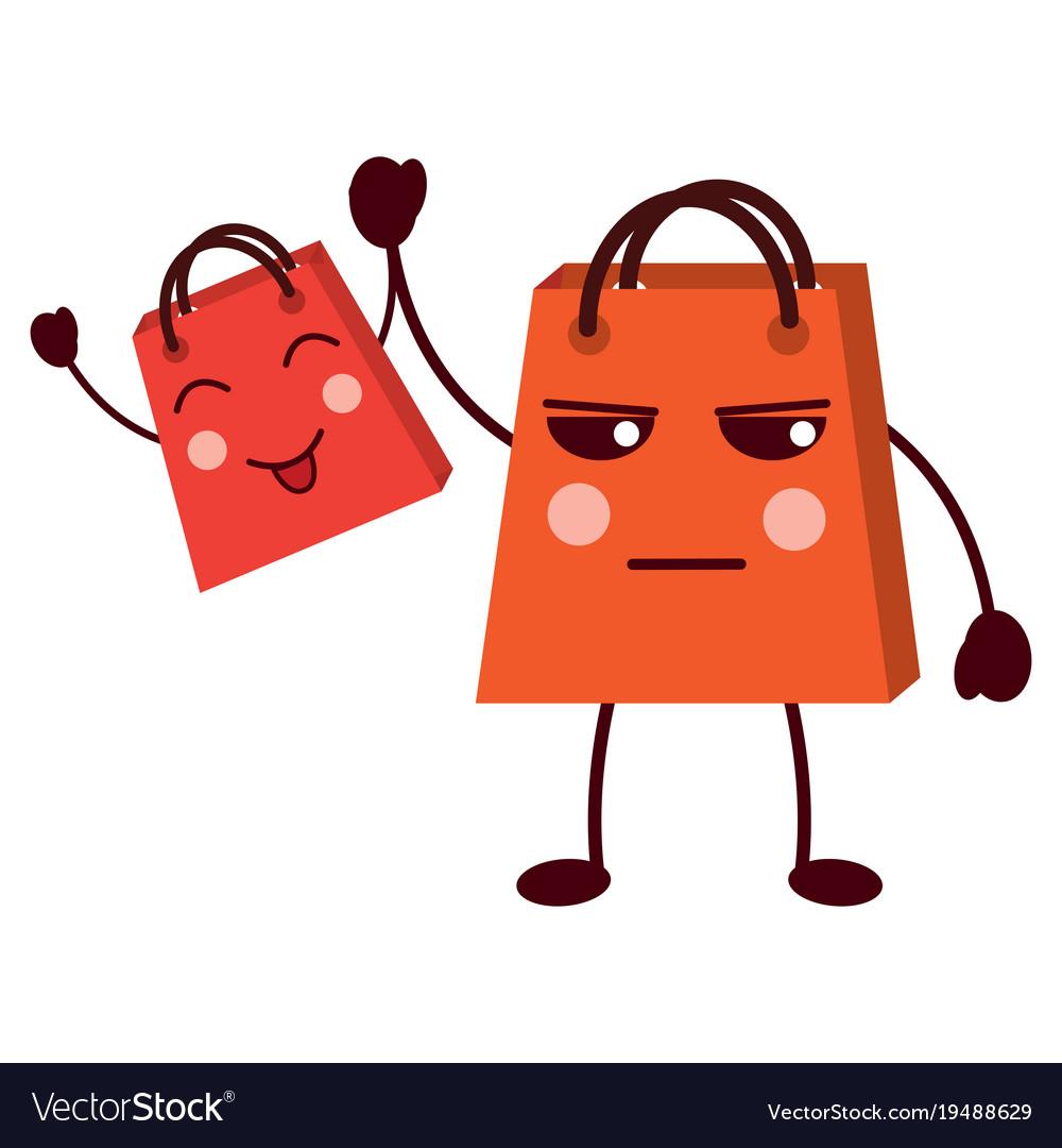 Kawaii Gifts Bag Cartoon Comic