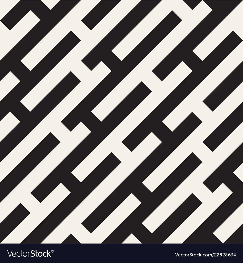 Irregular tangled lines abstract geometric