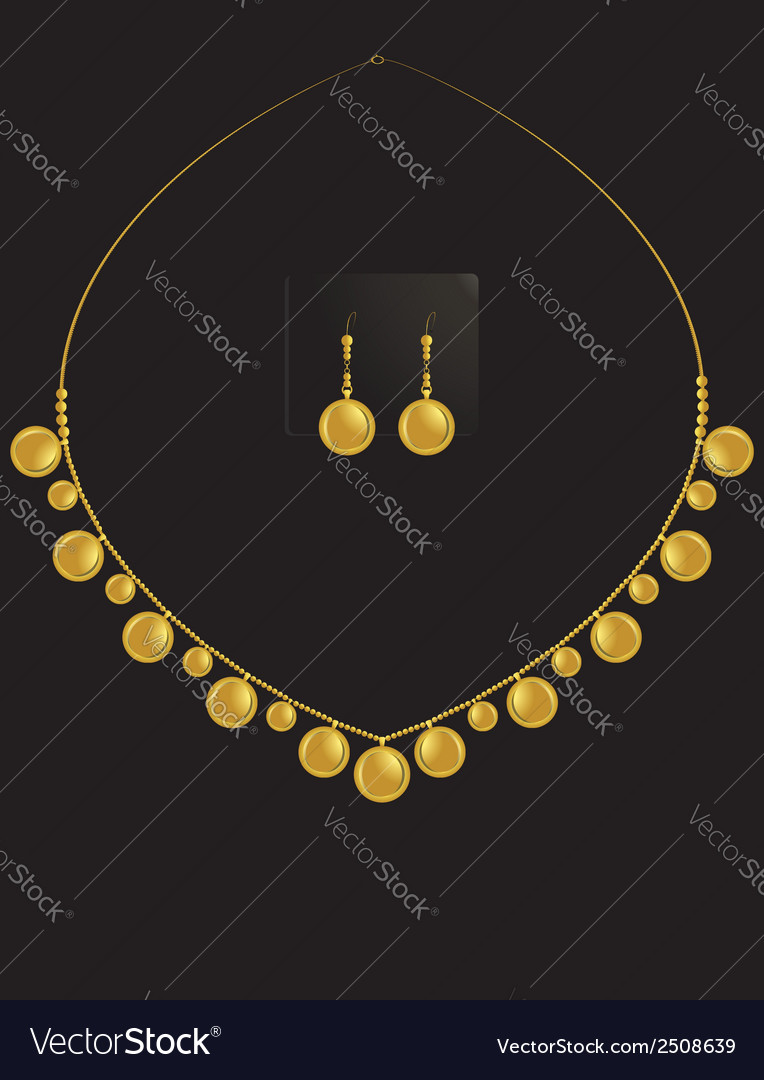 gold coin choker dangle golden with coins dangles necklace dangling