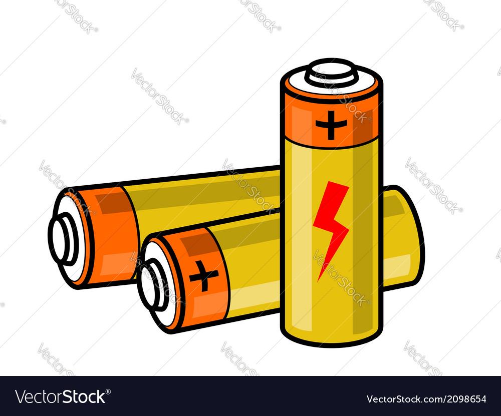 Batteries icon
