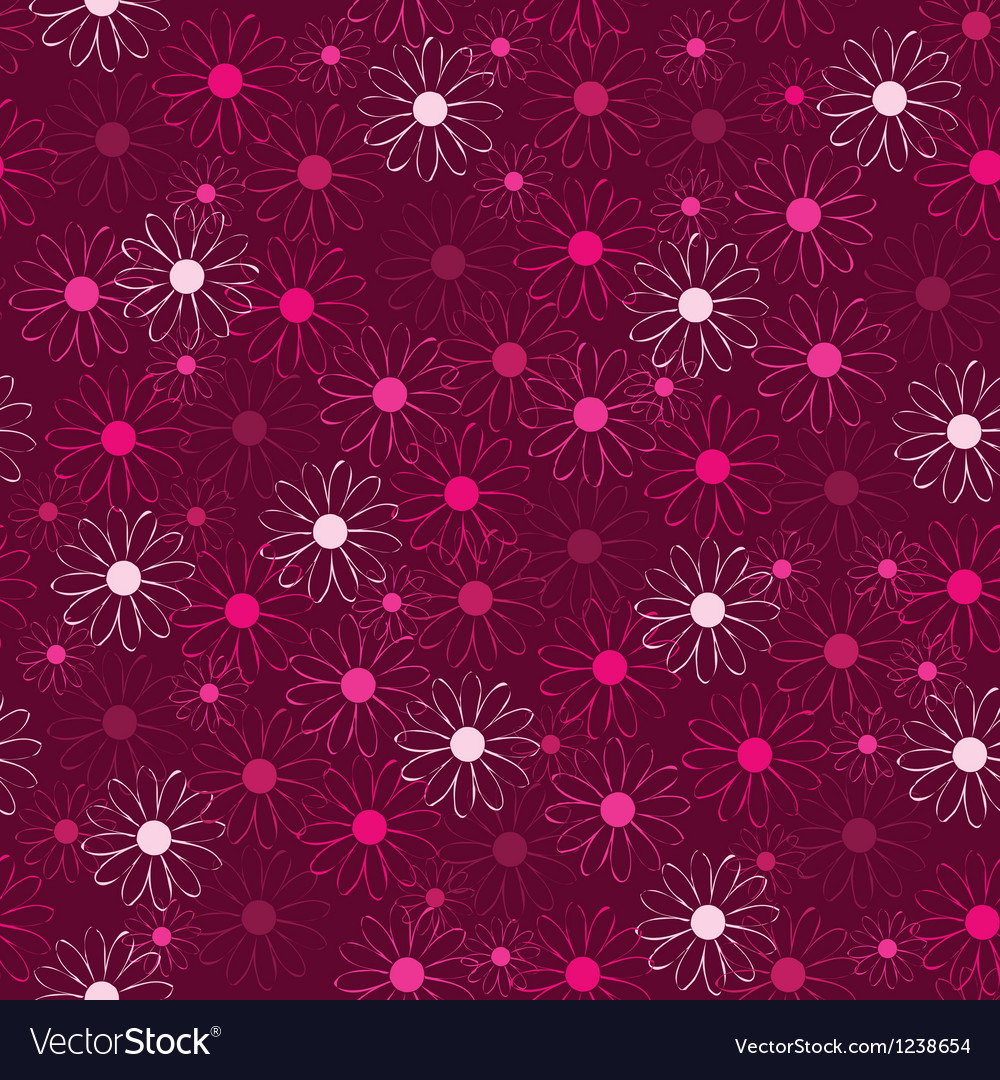 Beautiful Flower Background In Pink Royalty Free Vector