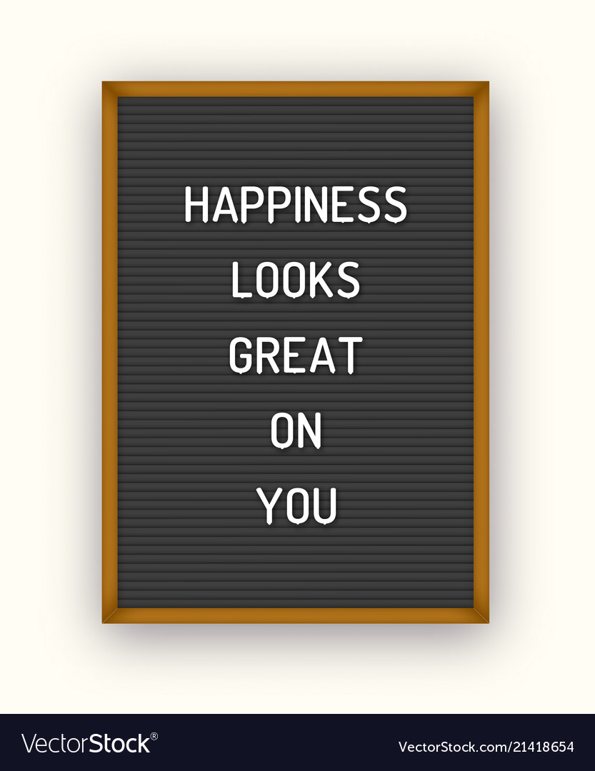 Motivation letterboard quote
