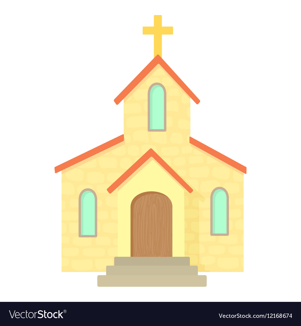Cartoon Church Stock Images - Dreamstime