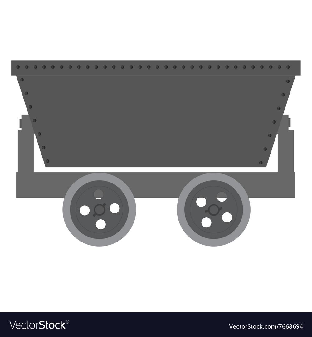 Empty minecart