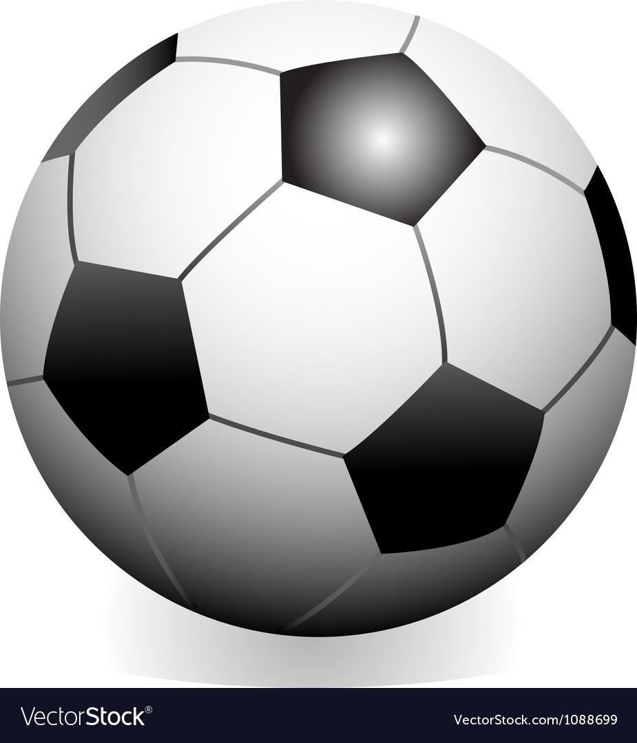 Soccer game ball