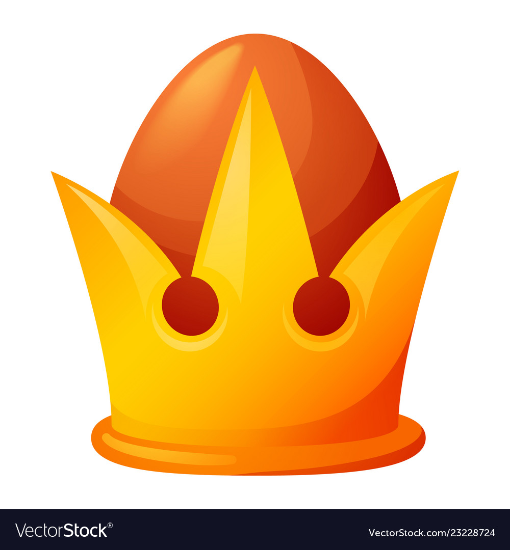 King Crown Icon Cartoon Style Royalty Free Vector Image King crown vectors and psd free download. vectorstock