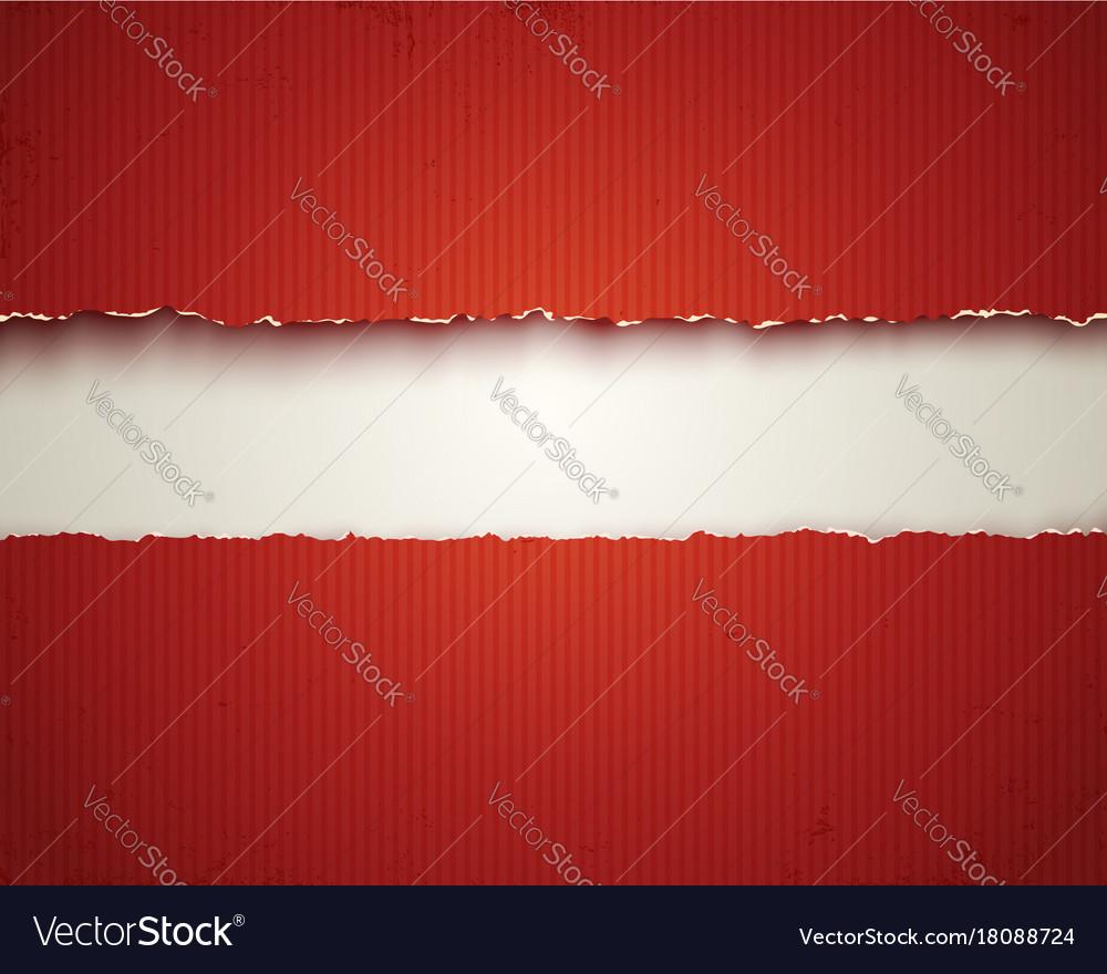 Vintage red background