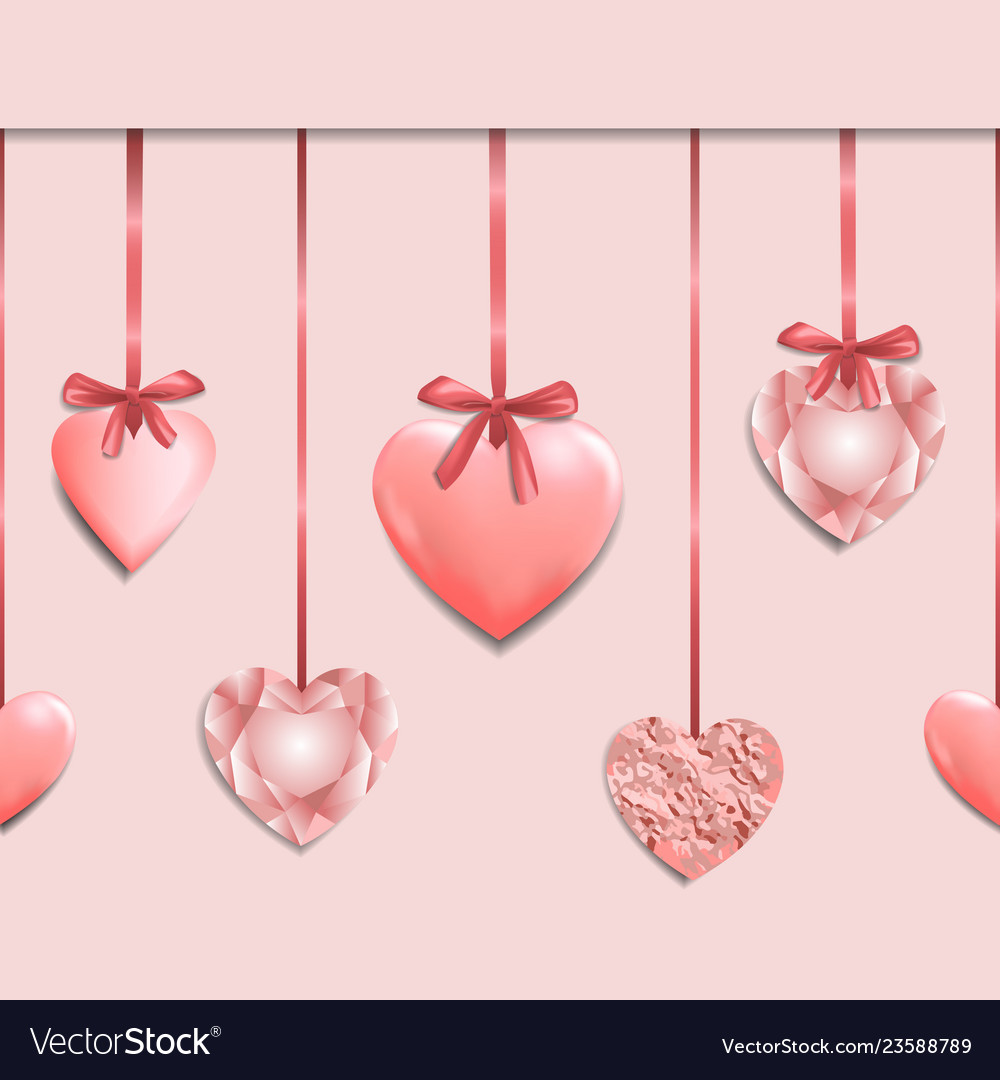 SHABBY CHIC 2 HEART FRAMES,WITH HEART GARLAND,VALENTINE ROMANCE