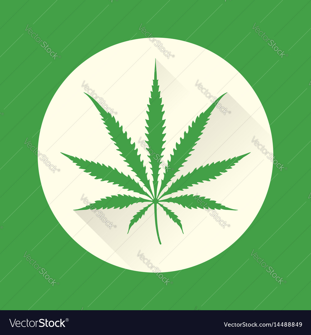 Color cannabis marijuana
