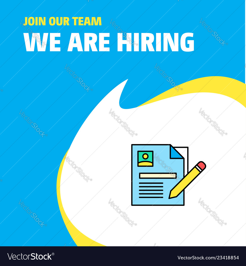 Join our team busienss company cv we are hiring