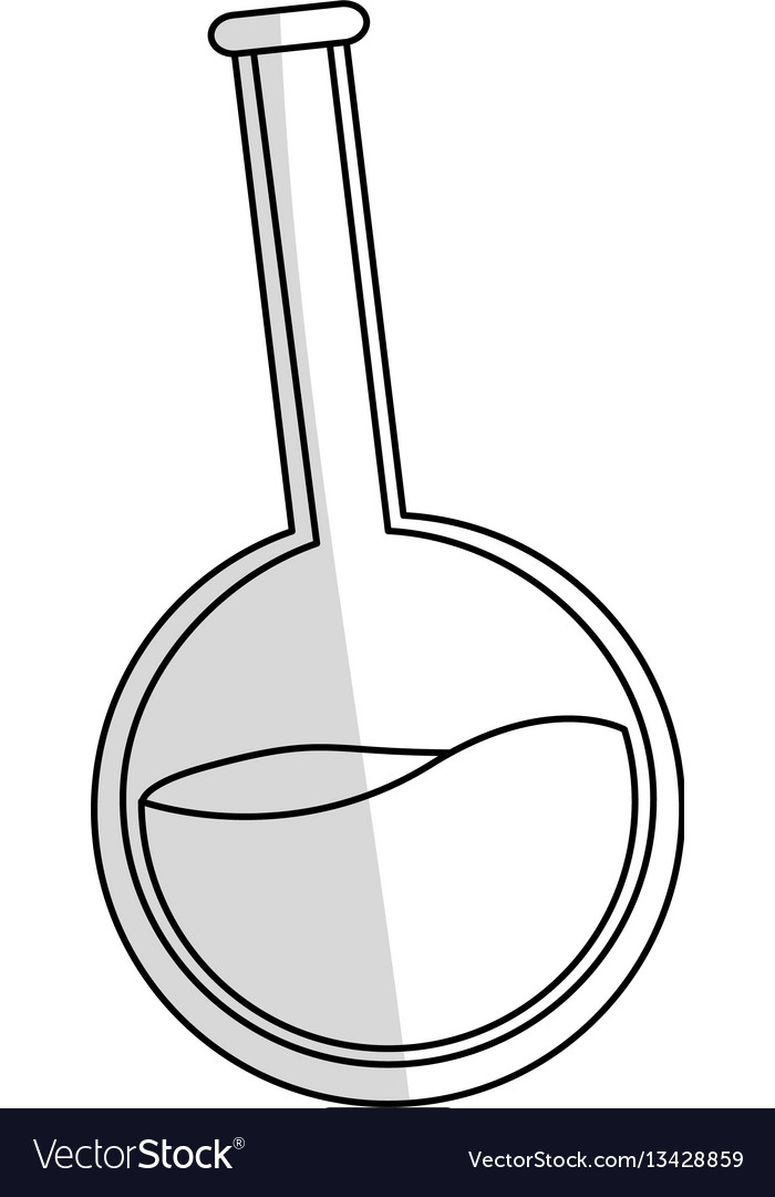 Flask bottle icon