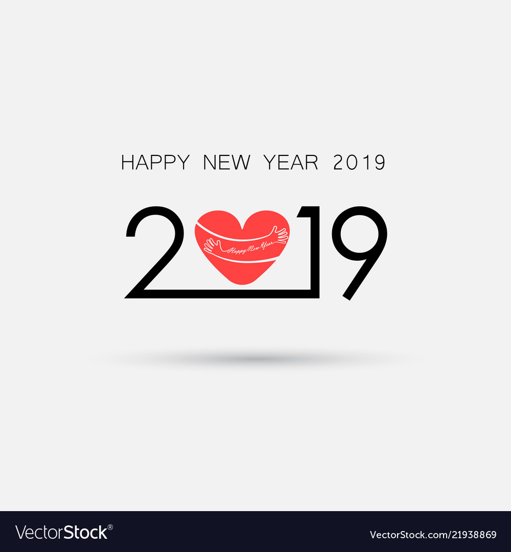 201 and 9 and hand sign with holiday background