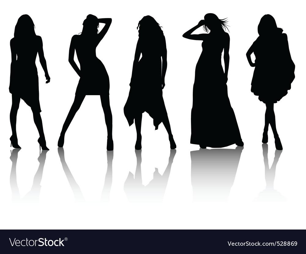 fashion silhouette description - 1000×830