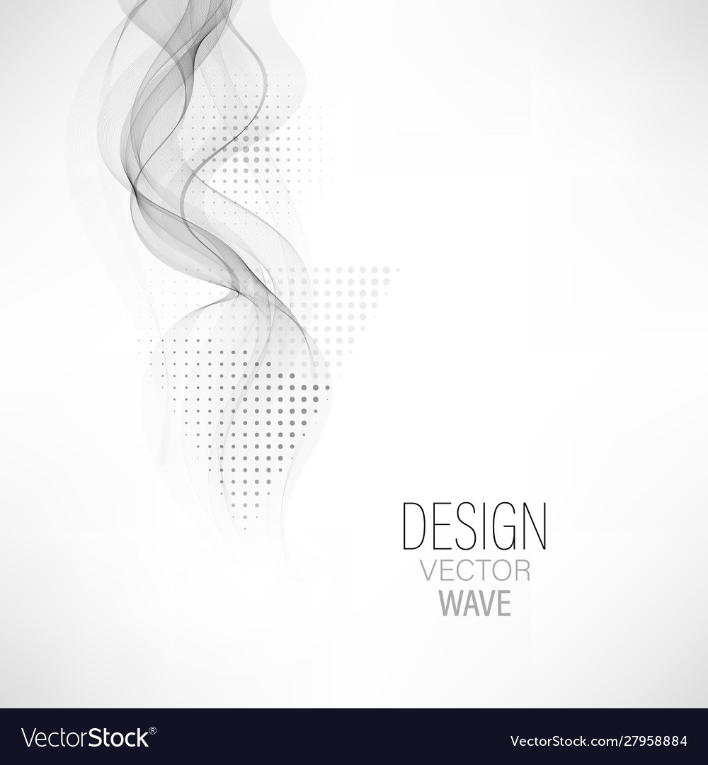 Gray elegant business background