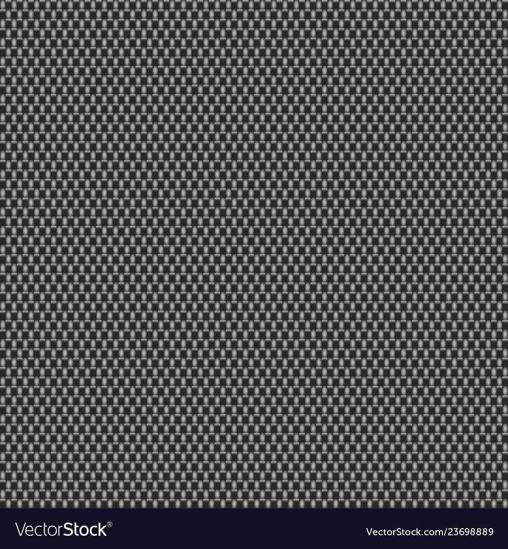 Carbon fibre pattern
