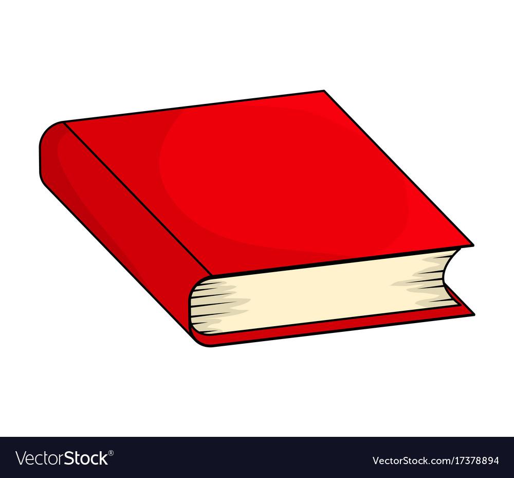Closed book symbol icon design beautiful