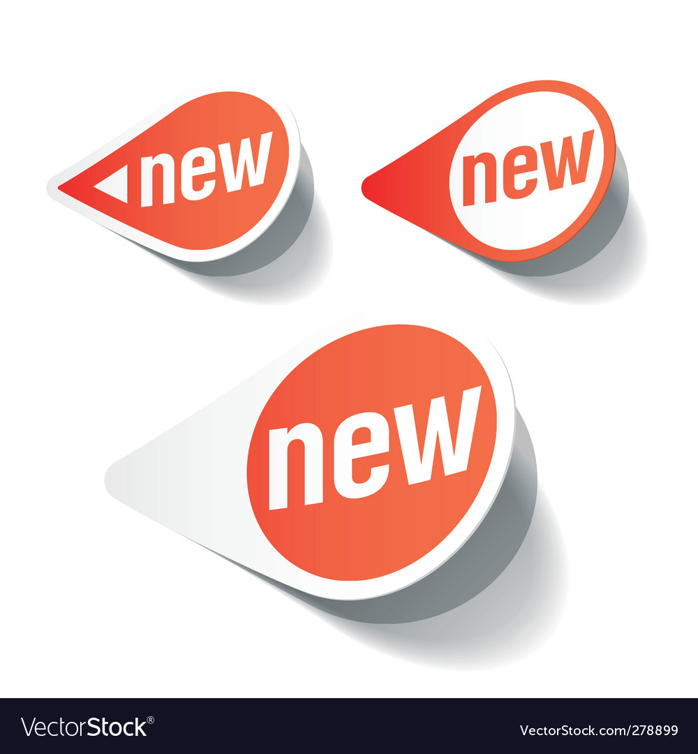 New labels vector