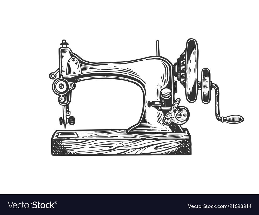 Vintage sewing machine value your place