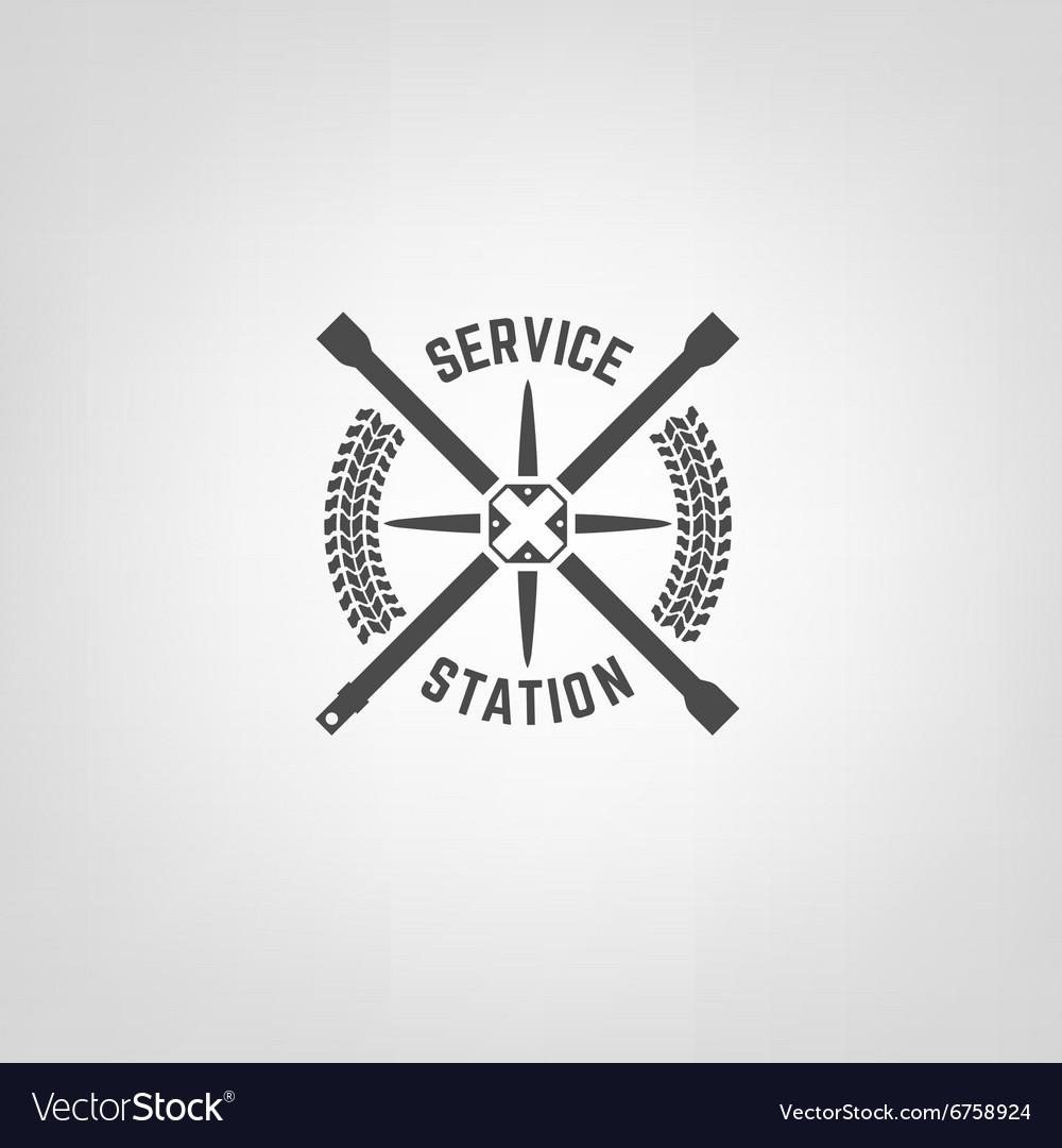 Tires Shop Logo005 A