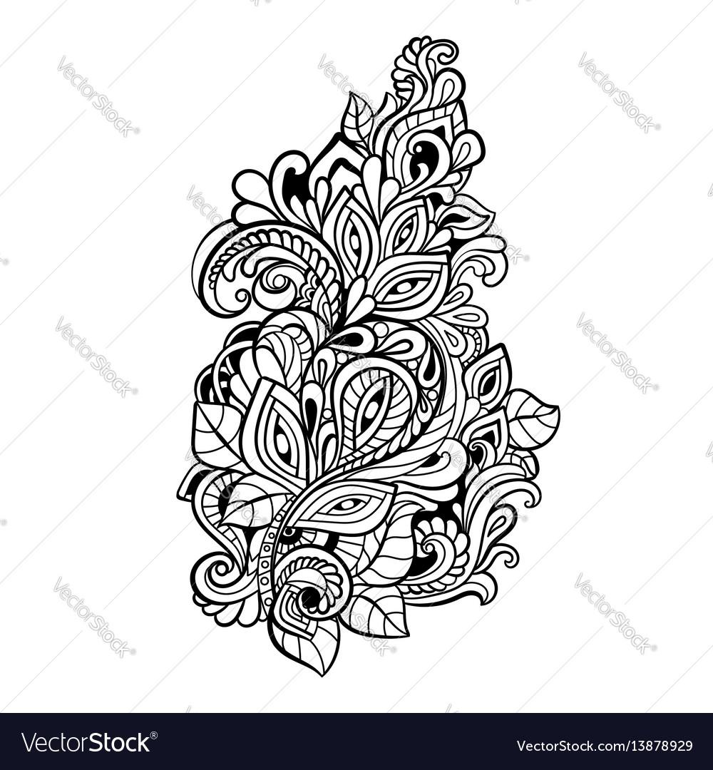 Decorative art flowers