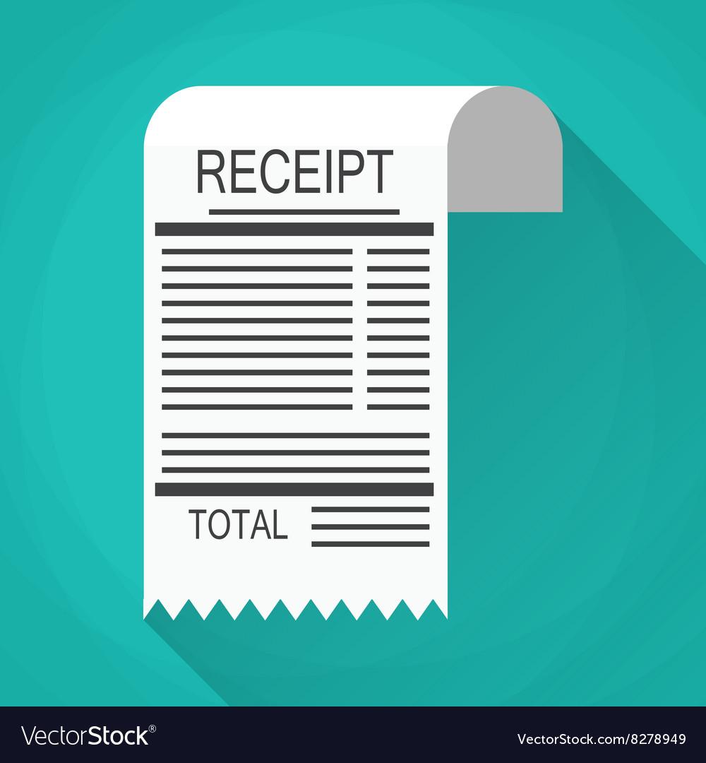 Receipt and Invoice icon