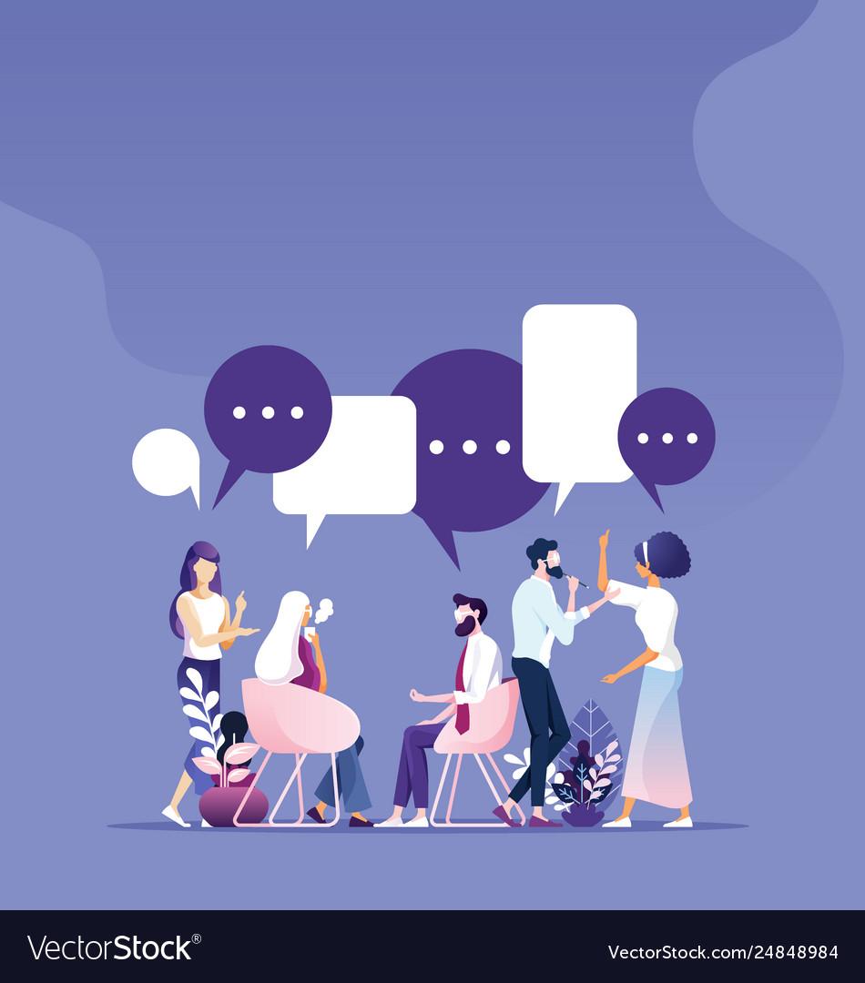 Business teamwork meeting brainstorm and working