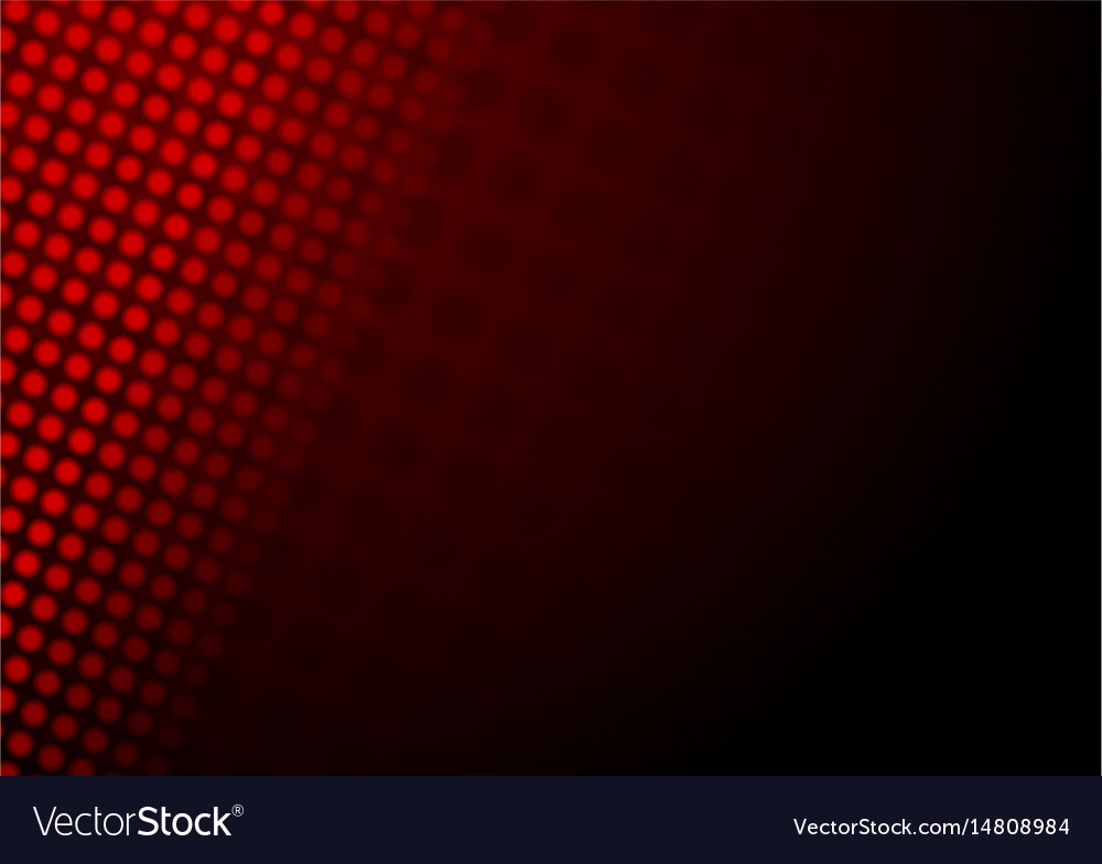 Dark red abstract shiny background vector image