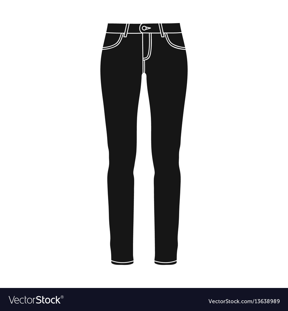 b4f5ef95cd7e Green skinny pants for women women s clothes for Vector Image