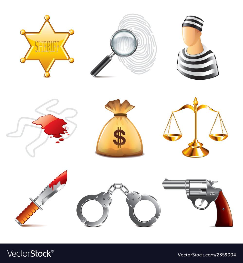 Set crime