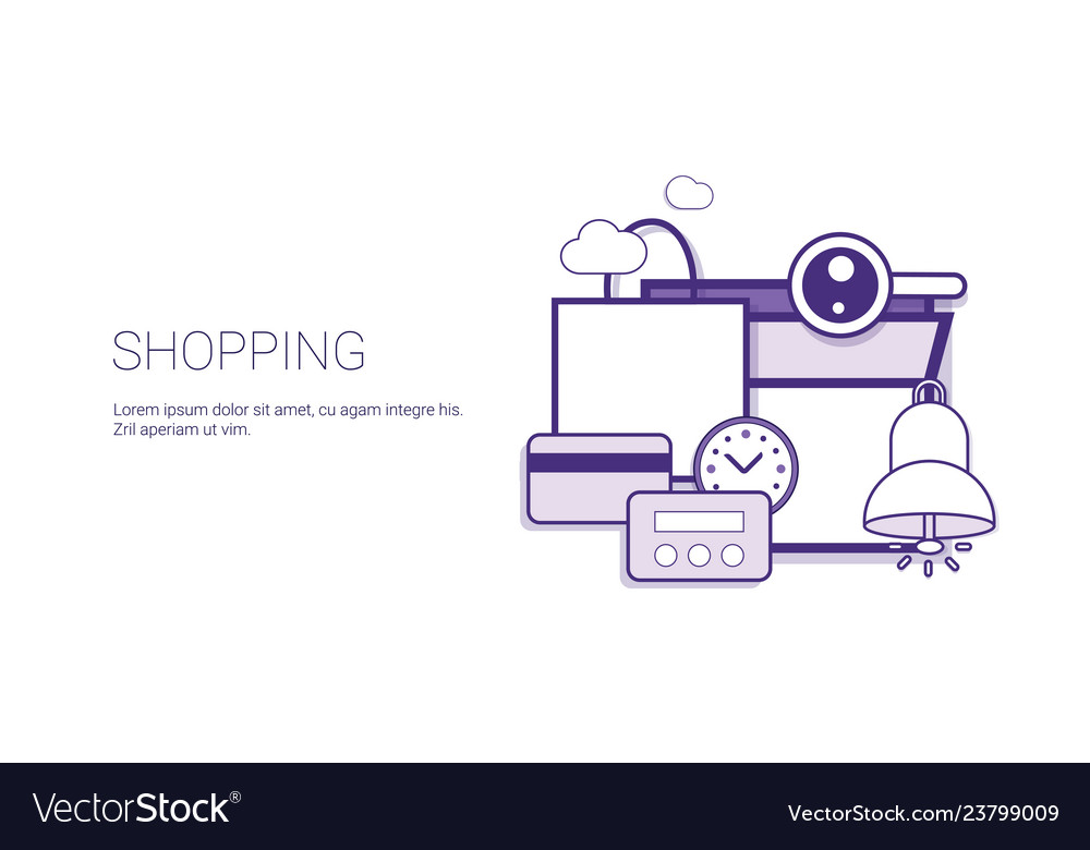 Shopping commerce purchase online technology