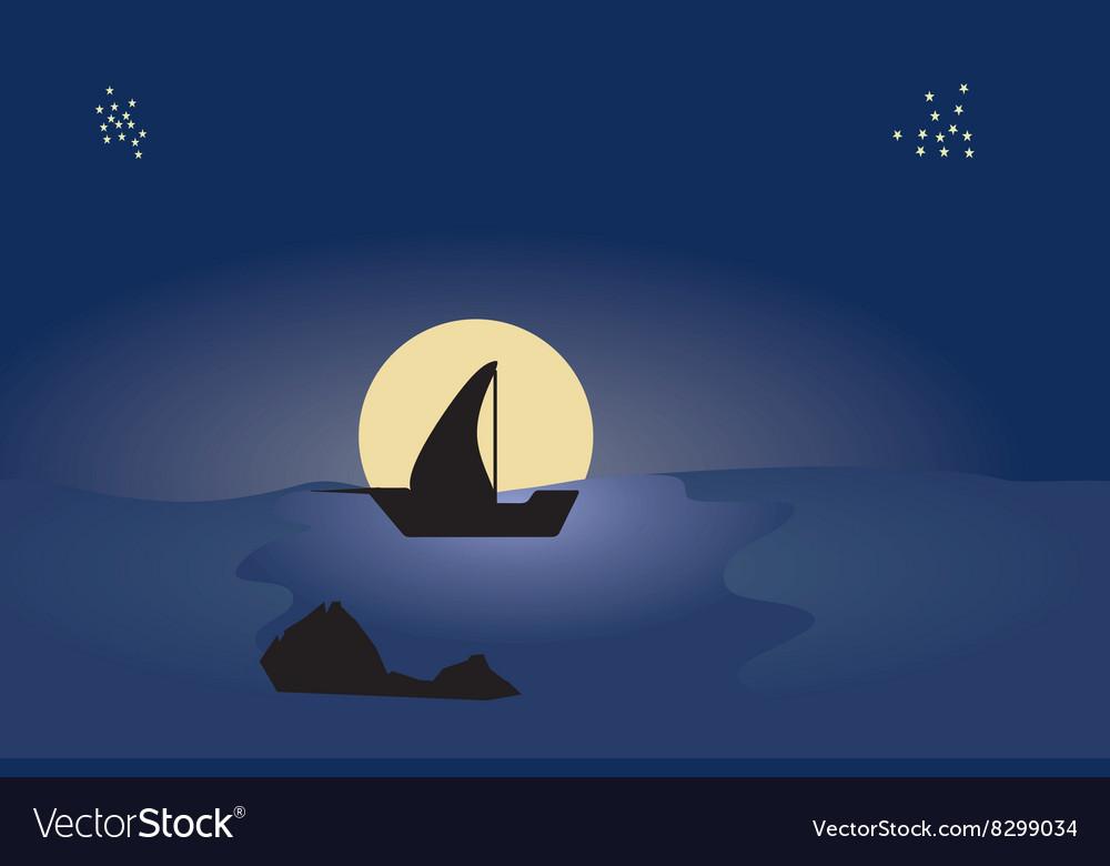 Boat moon