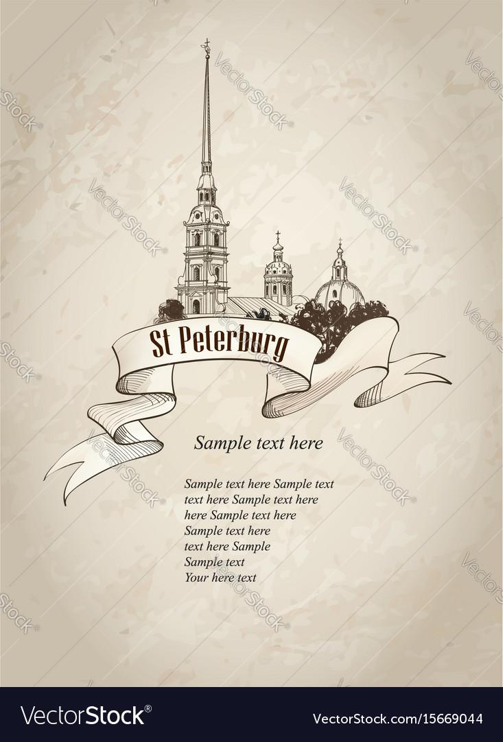 St petersburg landmark russia cityscape