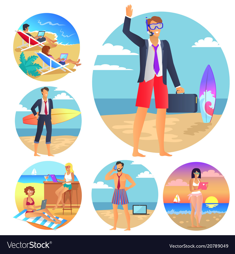 Business summer collection