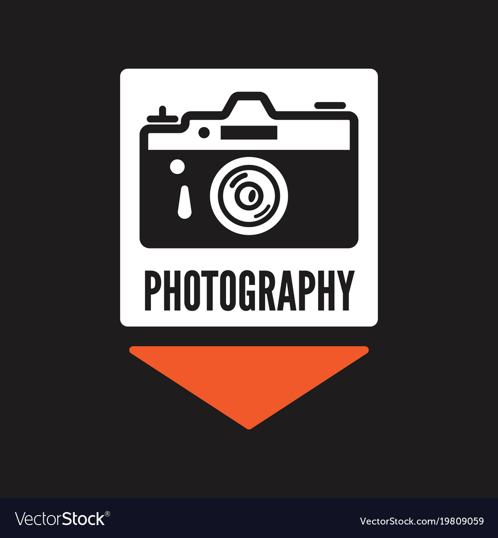 Photography logos badges and labels design