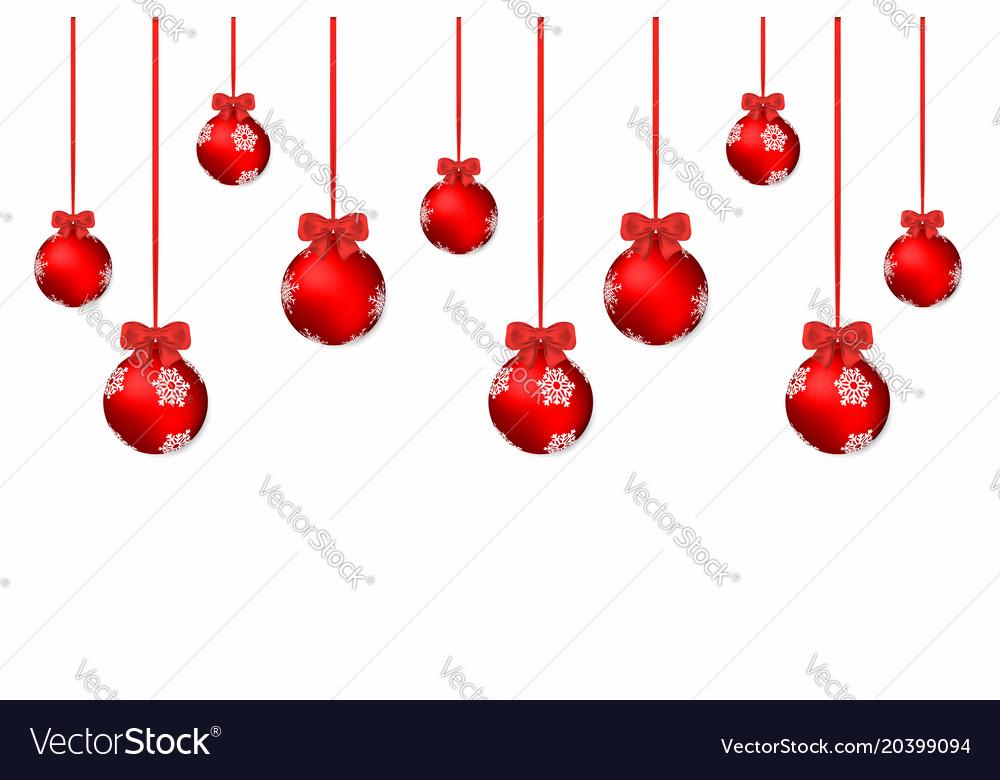 Christmas background white holiday background