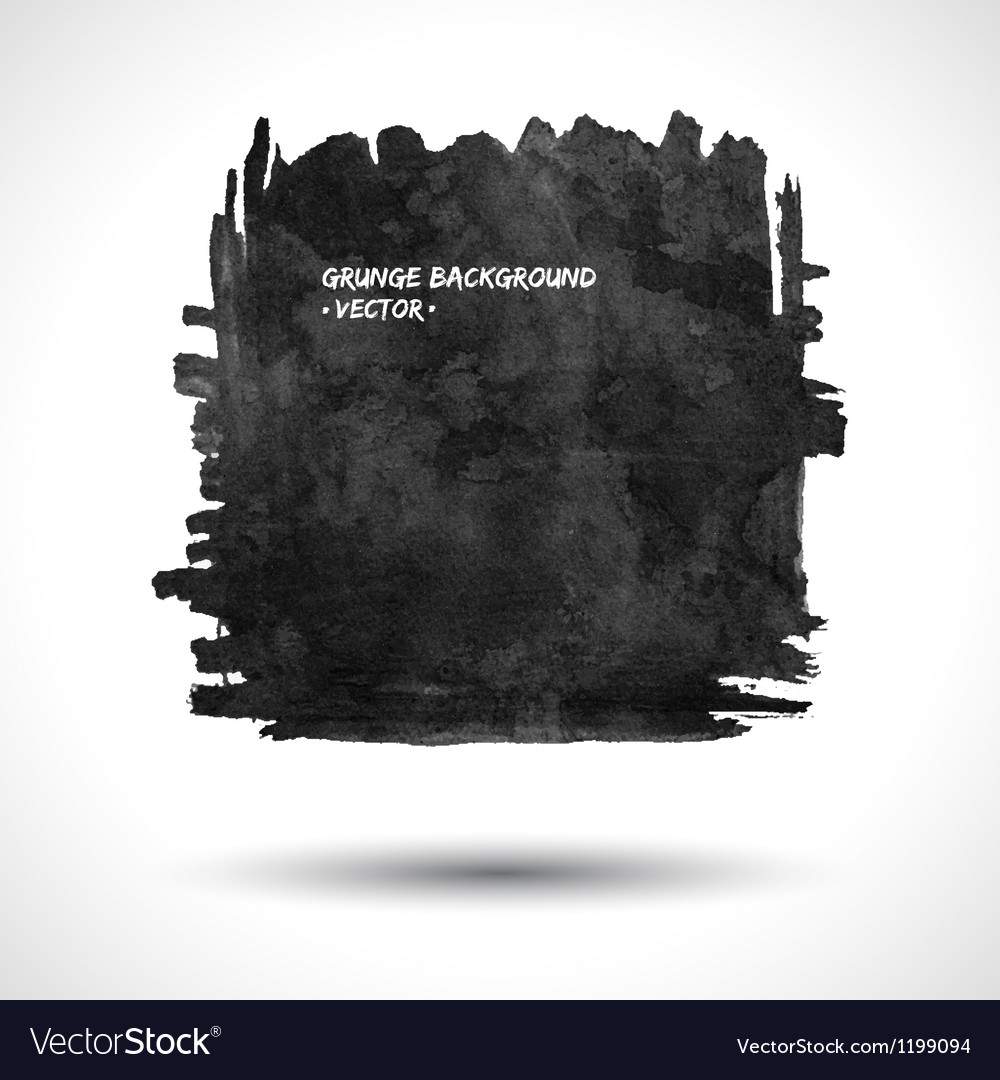 DARK SHAPE vector image