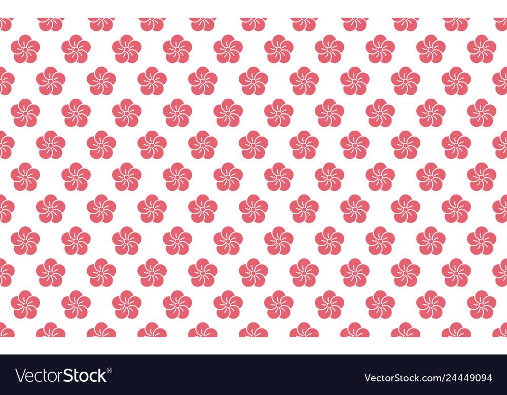 Japanese traditional seamless pattern
