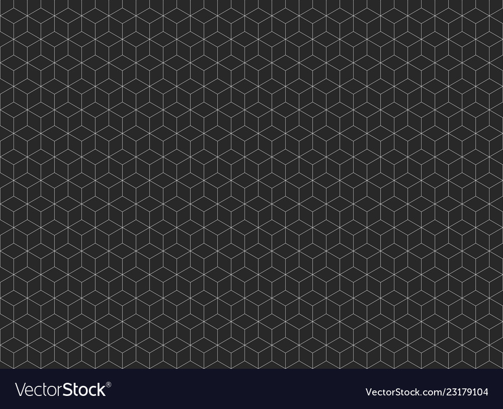 Abstract of pentagonal shape pattern background