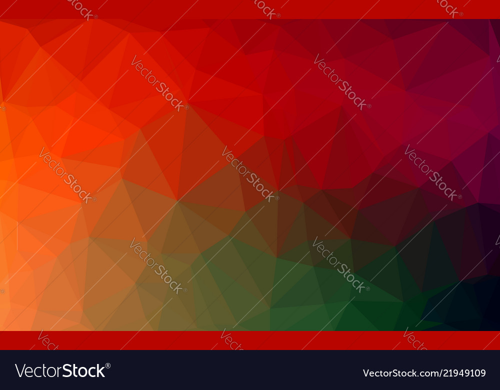 Abstract colorful polygonal lowpoly background
