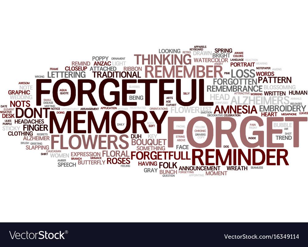 Forgiven word cloud concept