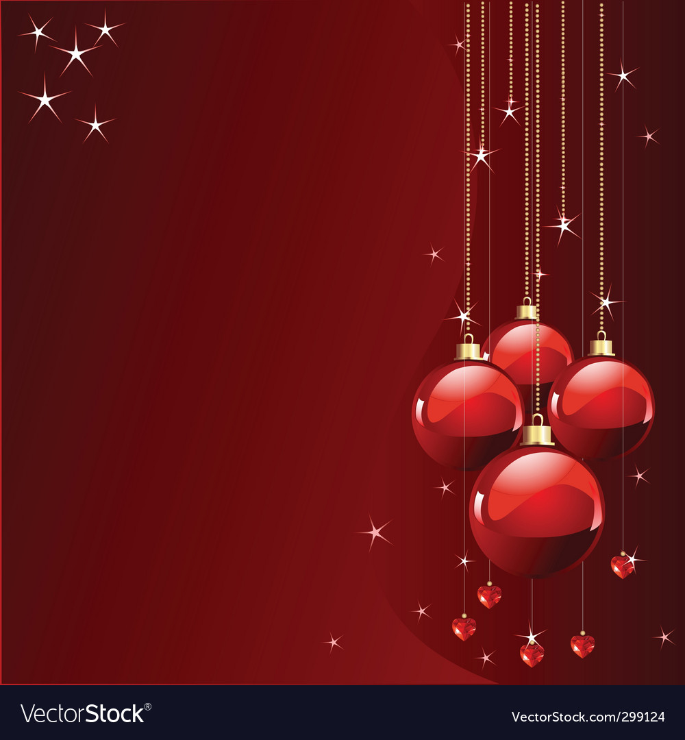 Colors Christmas.Red Colors Christmas Place Card