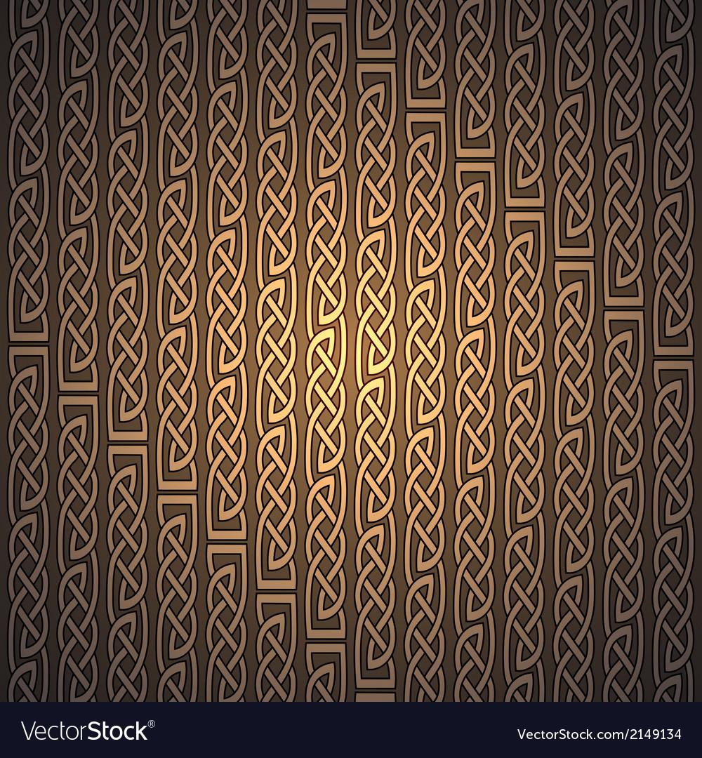 Celtic Pattern Wallpaper Background