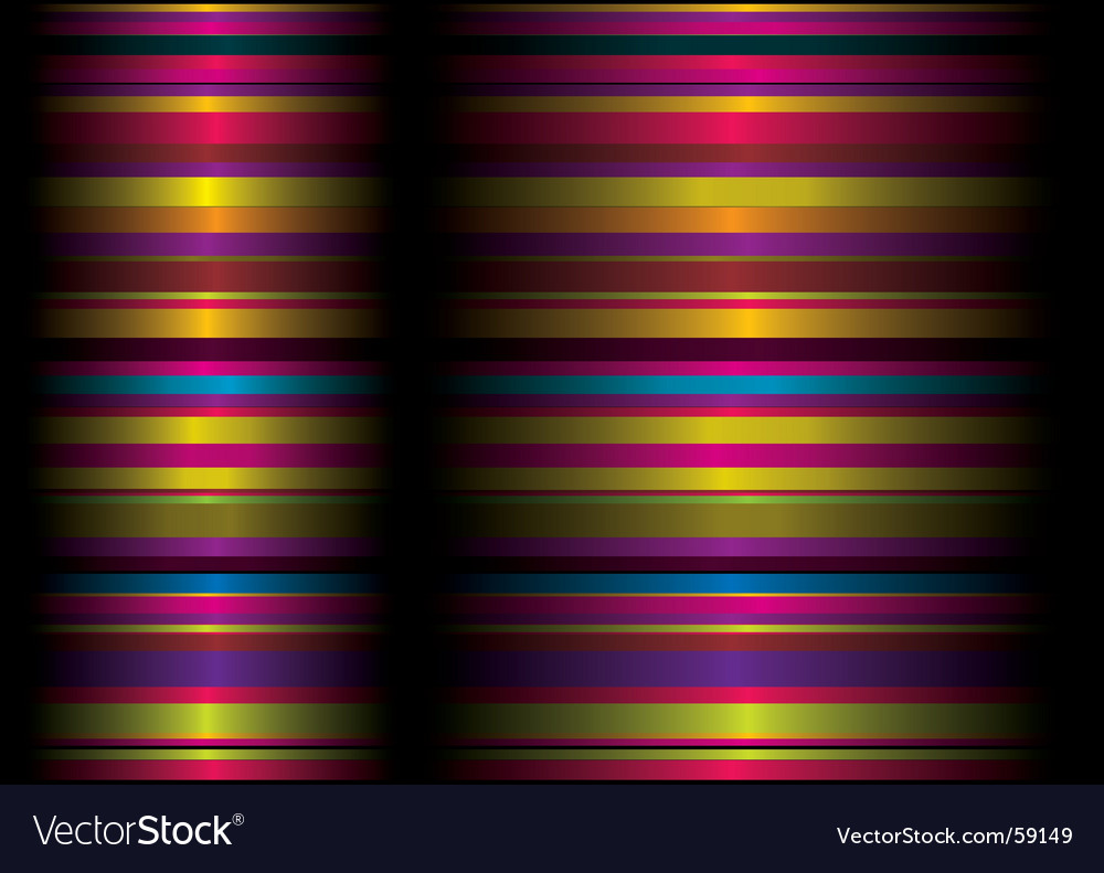 Candy ream vector image