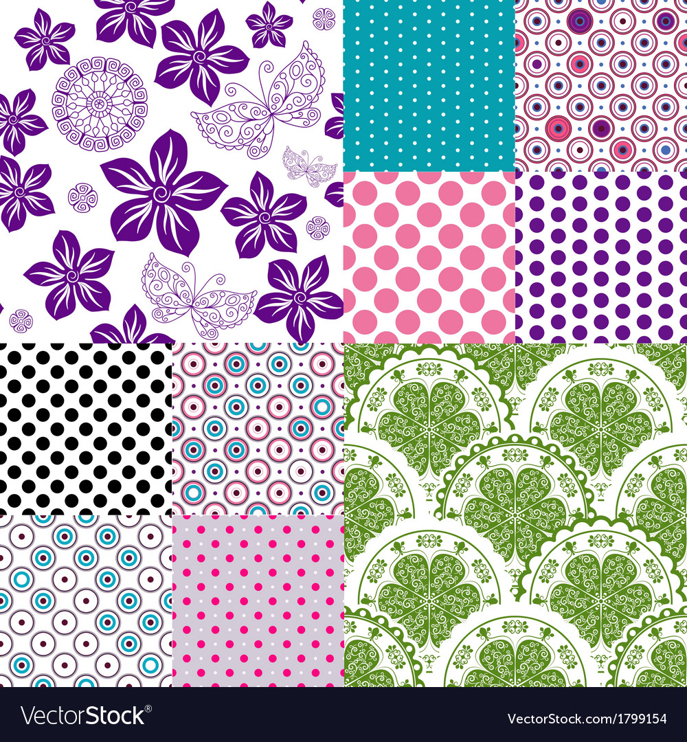 Colorful Patterns New Decorating Design