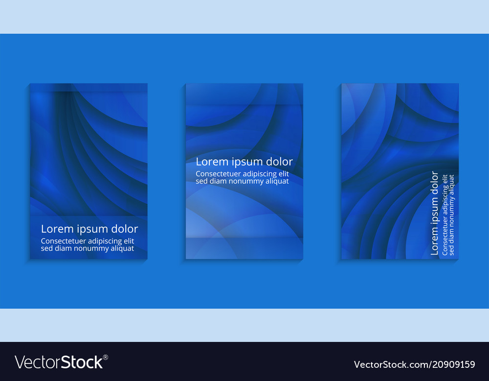 Geometric cover design abstract flyer design